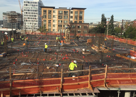 Structural Concrete Projects Seattle